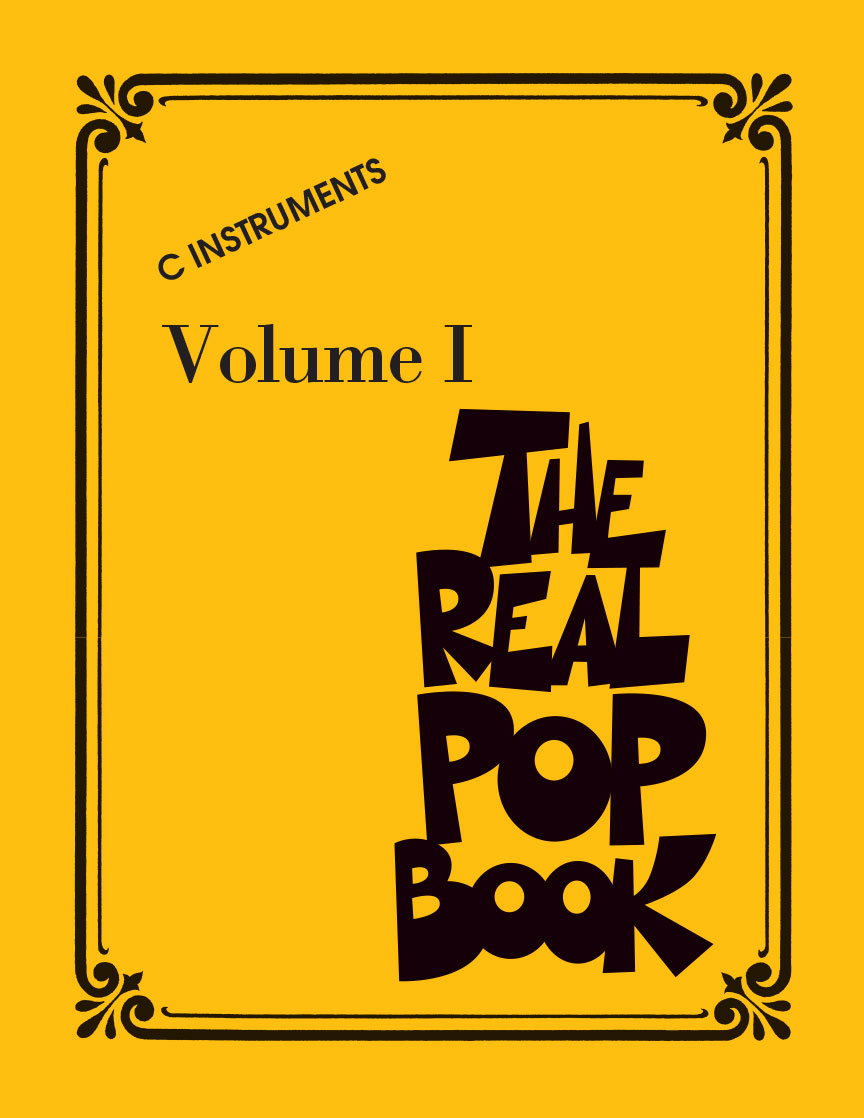 Product Cover for The Real Pop Book – Volume 1