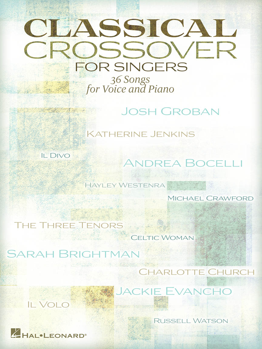 Product Cover for Classical Crossover for Singers