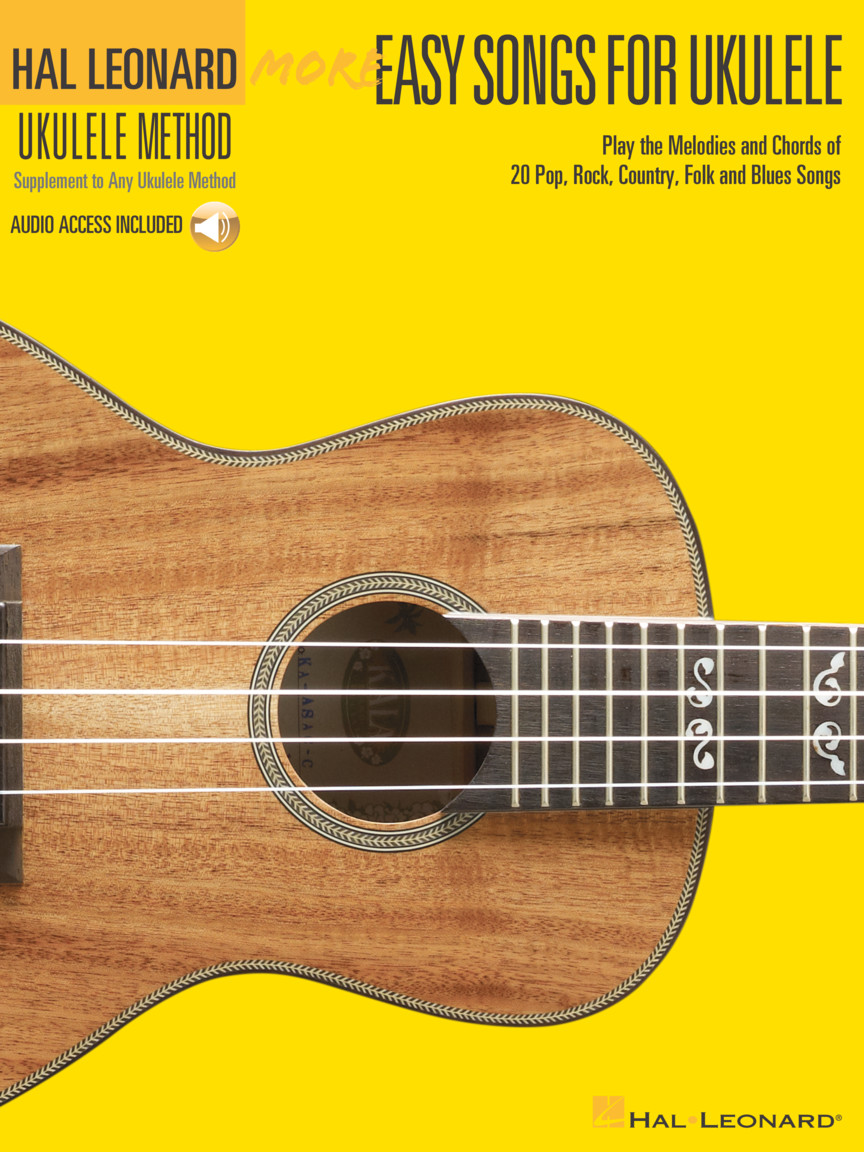 Product Cover for More Easy Songs for Ukulele