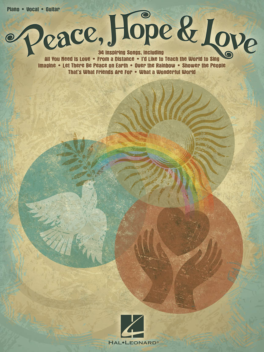 Product Cover for Peace, Hope & Love