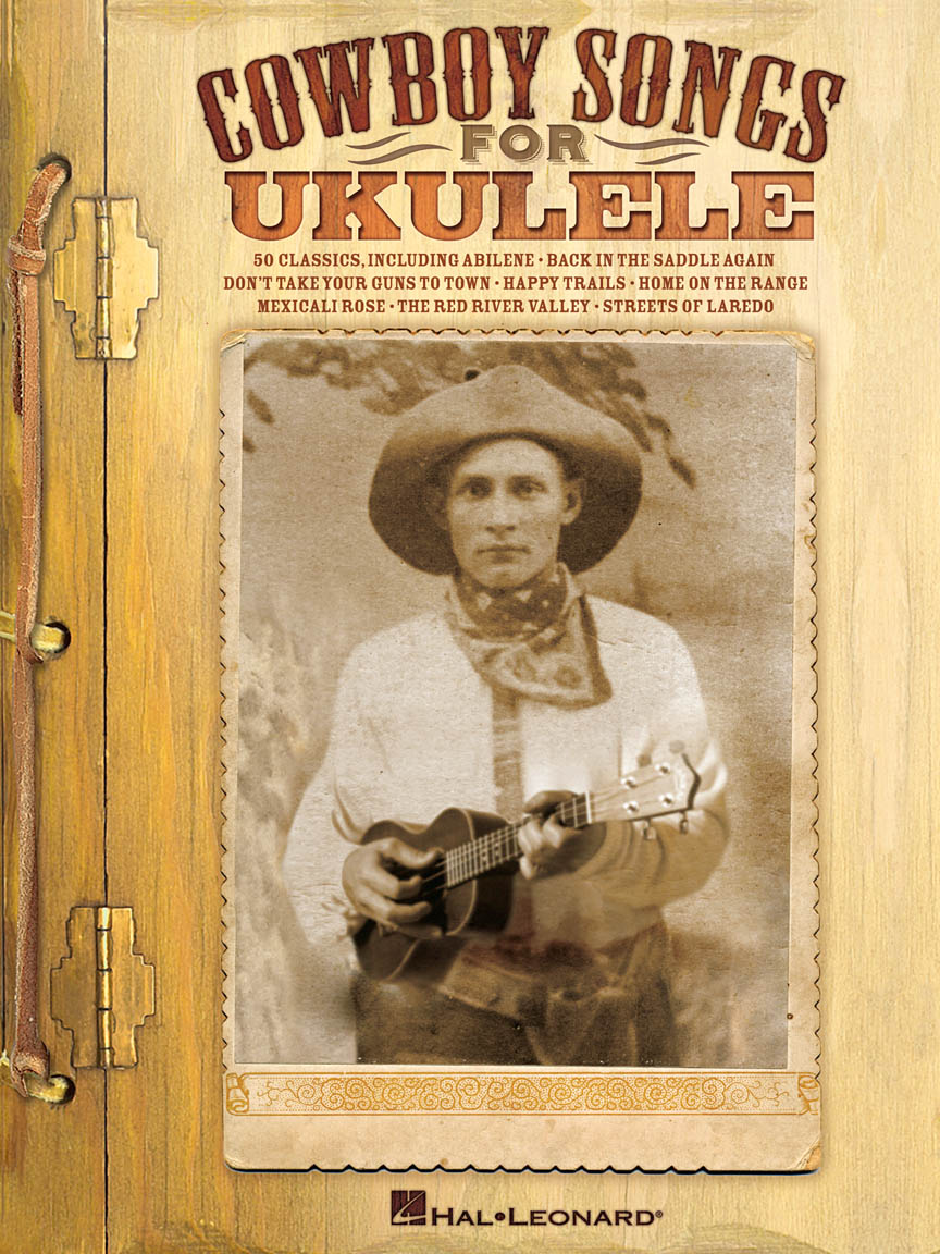 Product Cover for Cowboy Songs for Ukulele