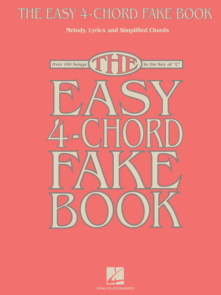 Product Cover for The Easy 4-Chord Fake Book