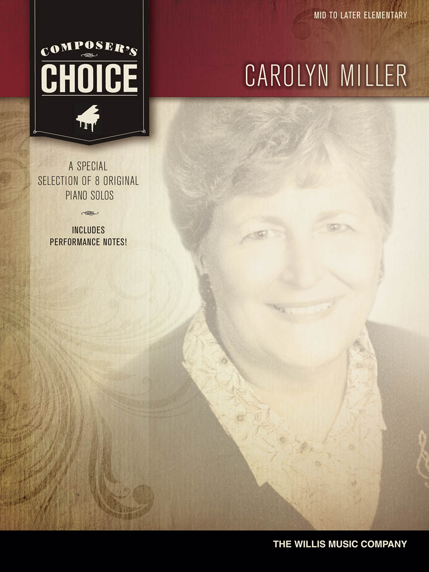 Product Cover for Composer's Choice – Carolyn Miller