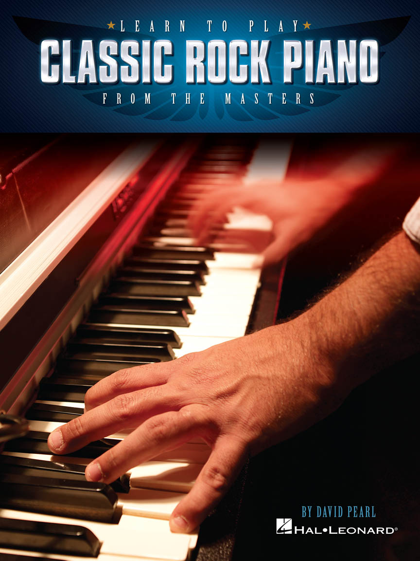 Product Cover for Learn to Play Classic Rock Piano from the Masters