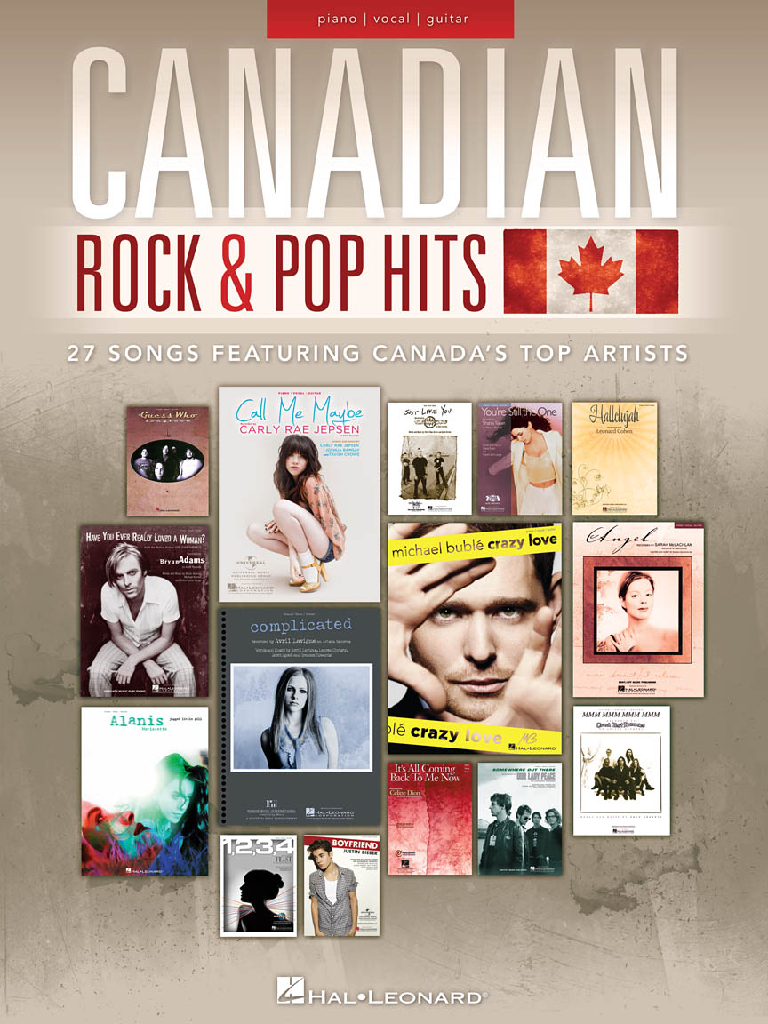 Canadian Rock & Pop Hits