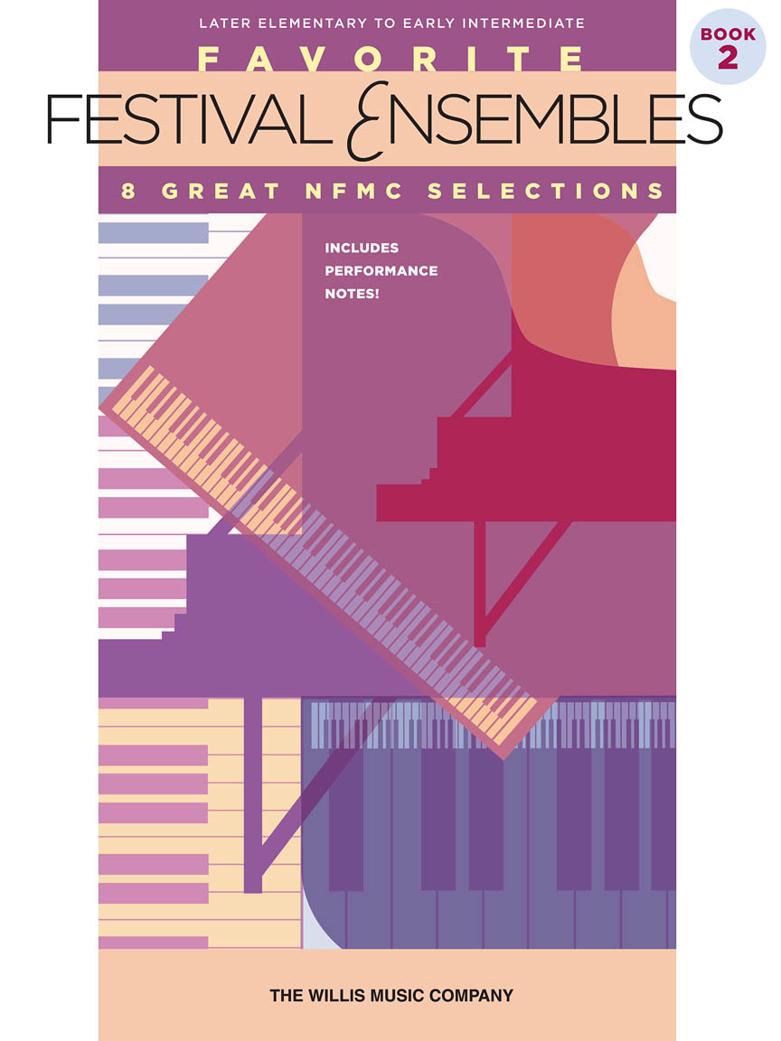 Product Cover for Favorite Festival Ensembles - Book 2