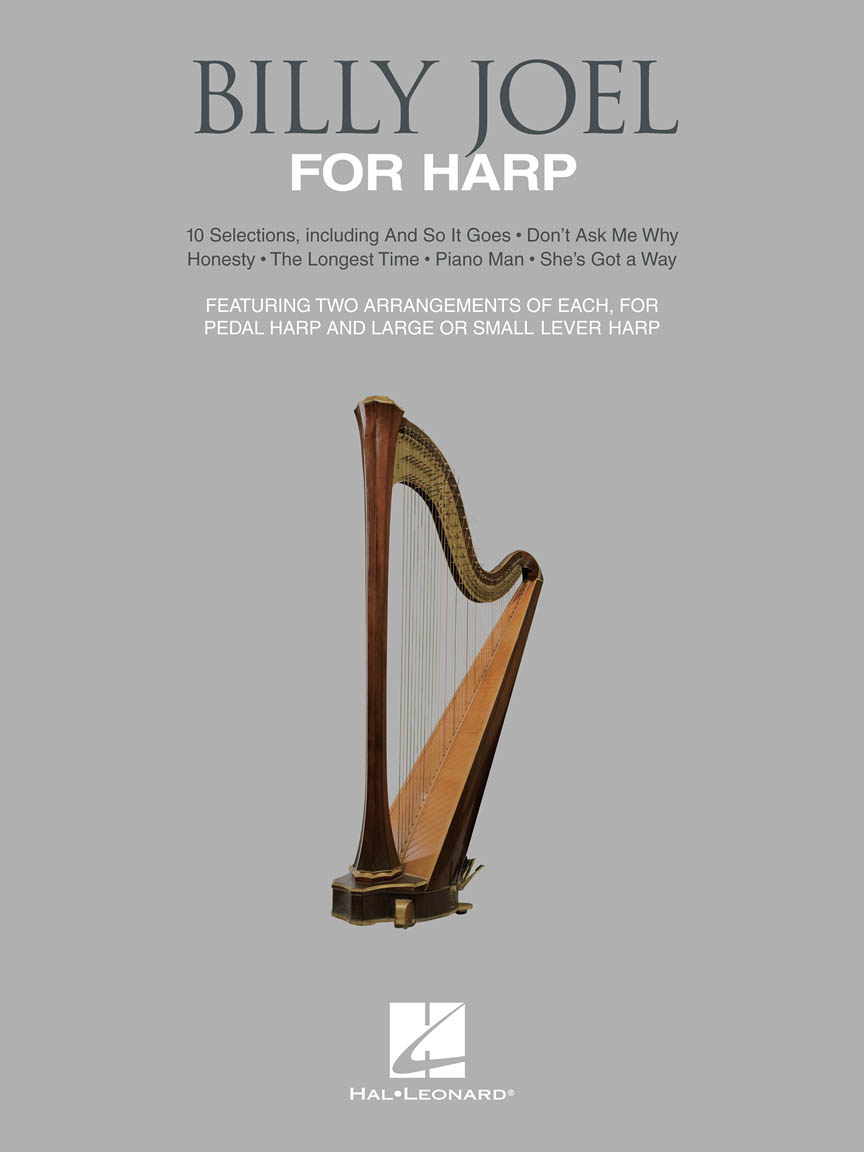 Product Cover for Billy Joel for Harp