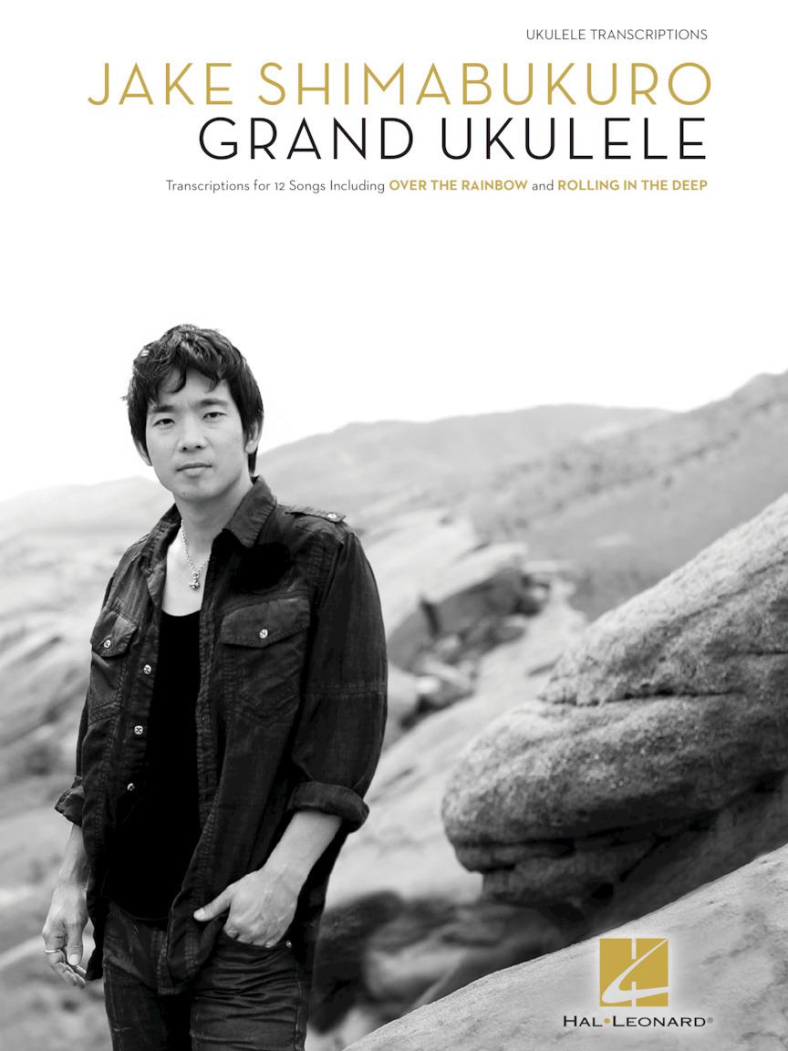 Product Cover for Jake Shimabukuro – Grand Ukulele