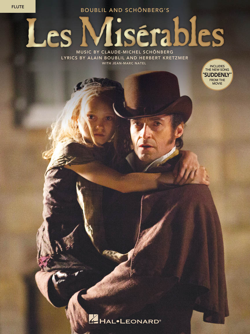 Product Cover for Les Misérables – Instrumental Solos from the Movie