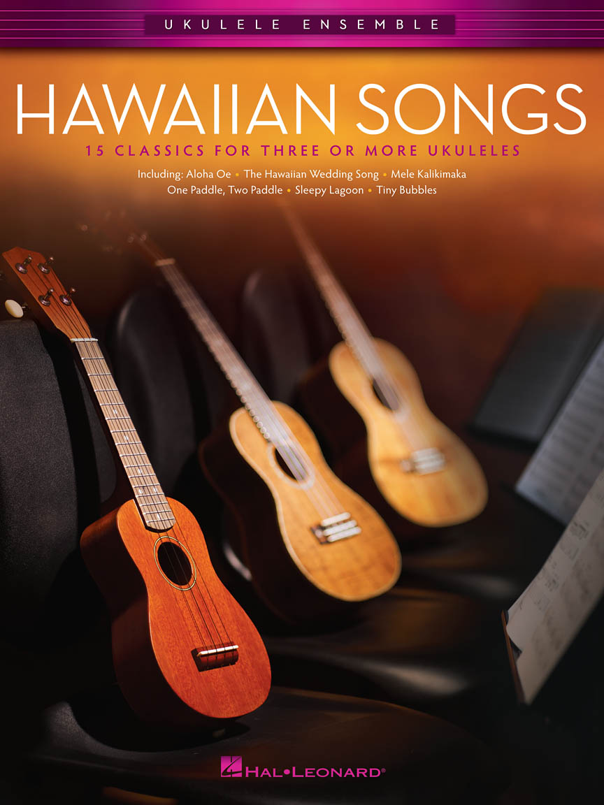 Product Cover for Hawaiian Songs
