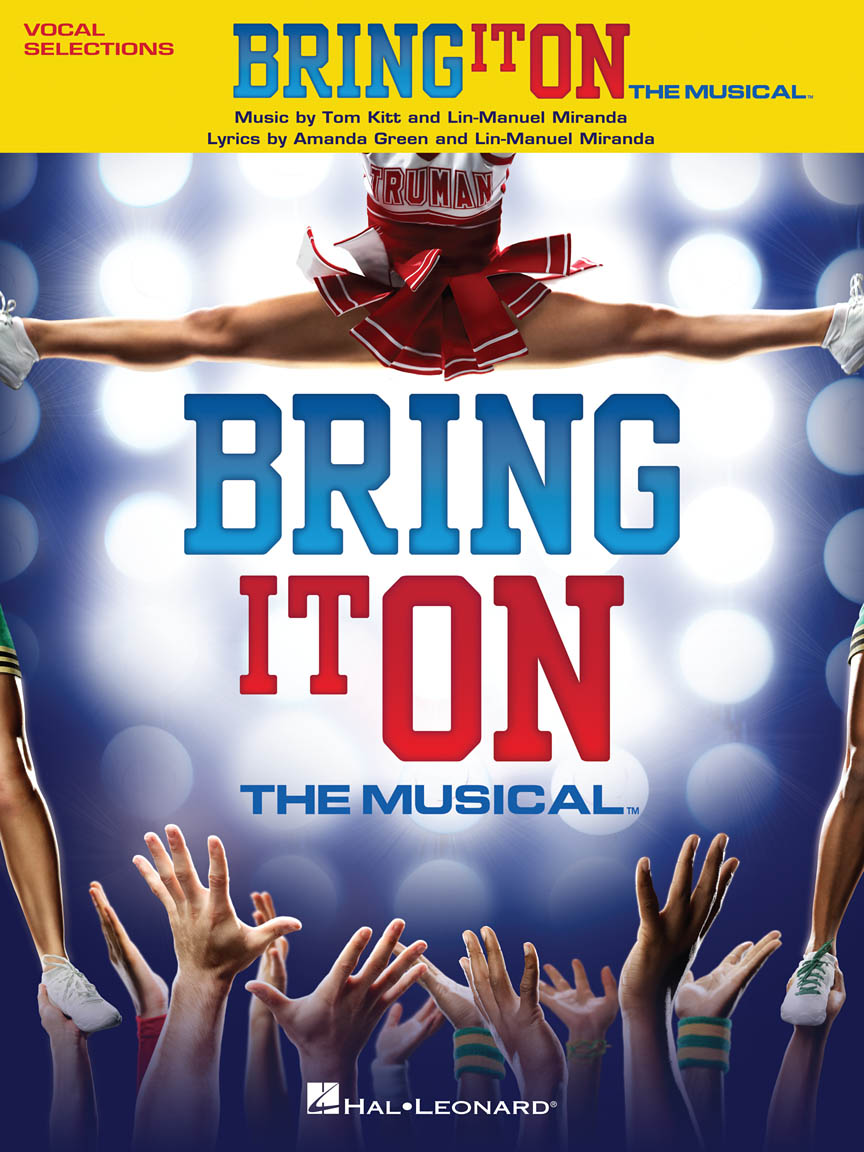 Product Cover for Bring It On – The Musical