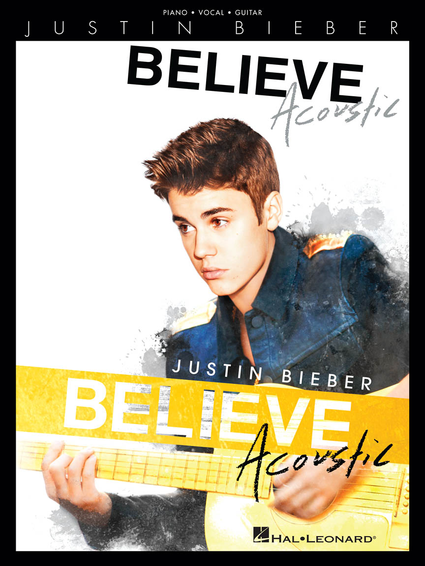 Product Cover for Justin Bieber – Believe: Acoustic