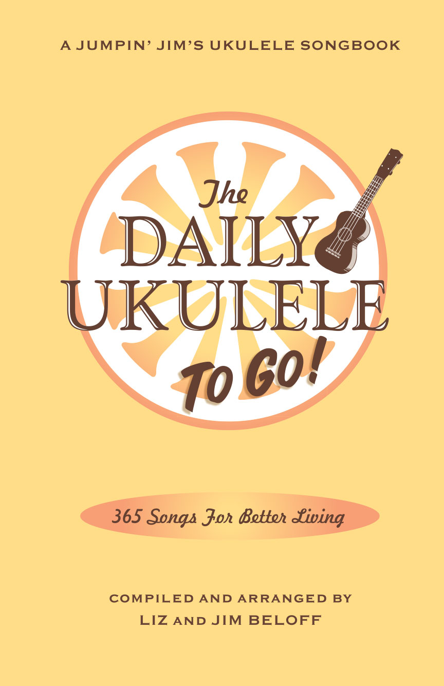 Product Cover for The Daily Ukulele: To Go!