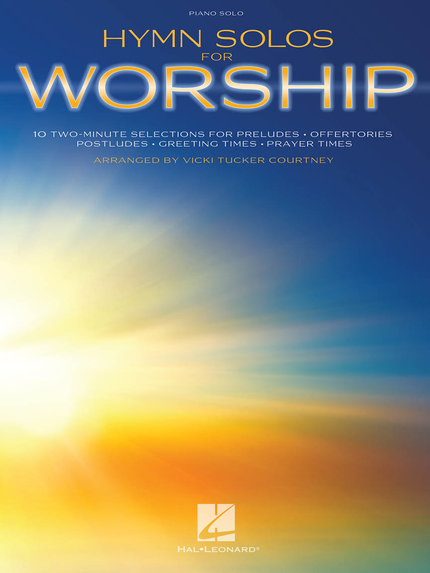 Product Cover for Hymn Solos for Worship