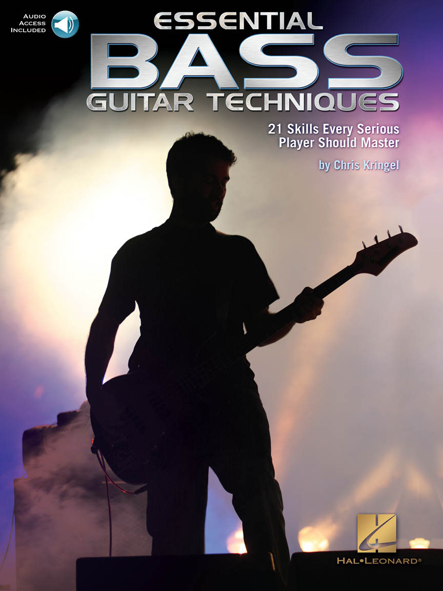 Product Cover for Essential Bass Guitar Techniques