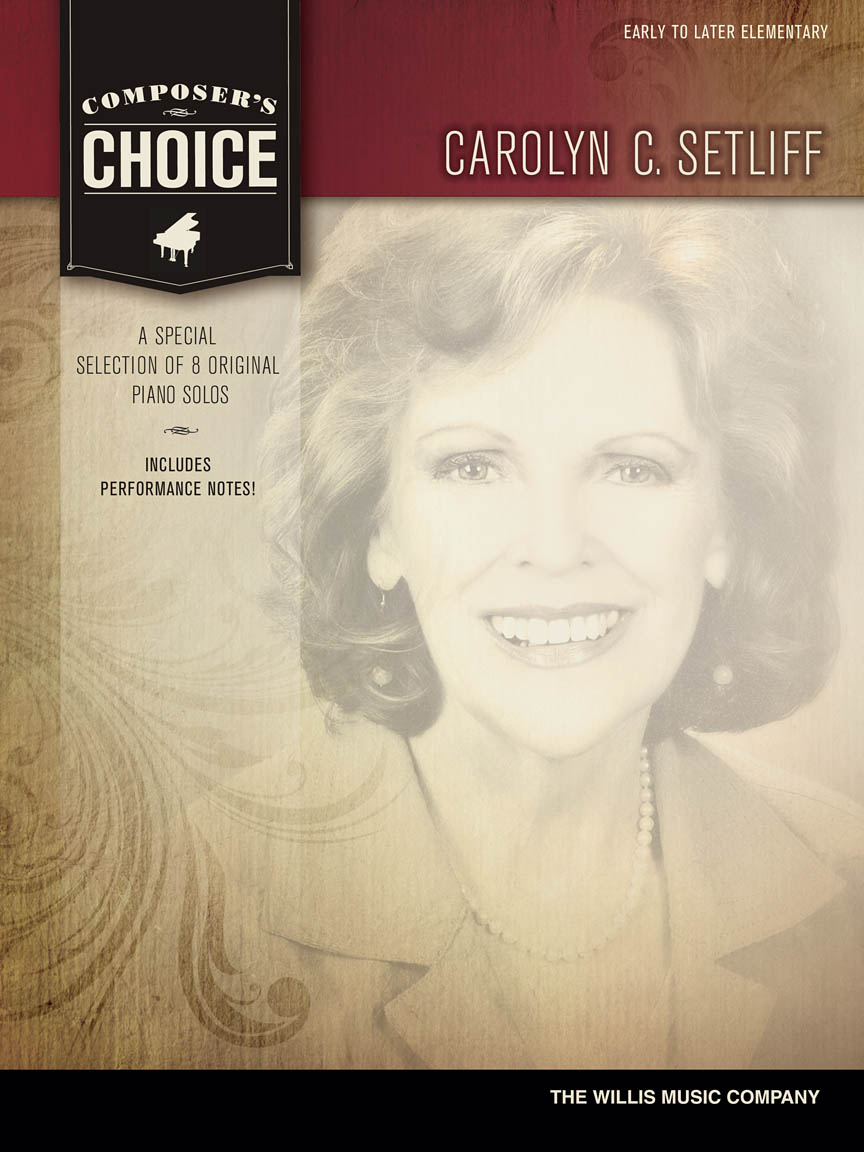 Product Cover for Composer's Choice – Carolyn C. Setliff
