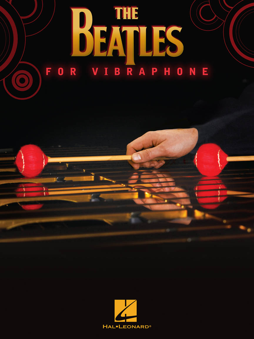 Product Cover for The Beatles for Vibraphone