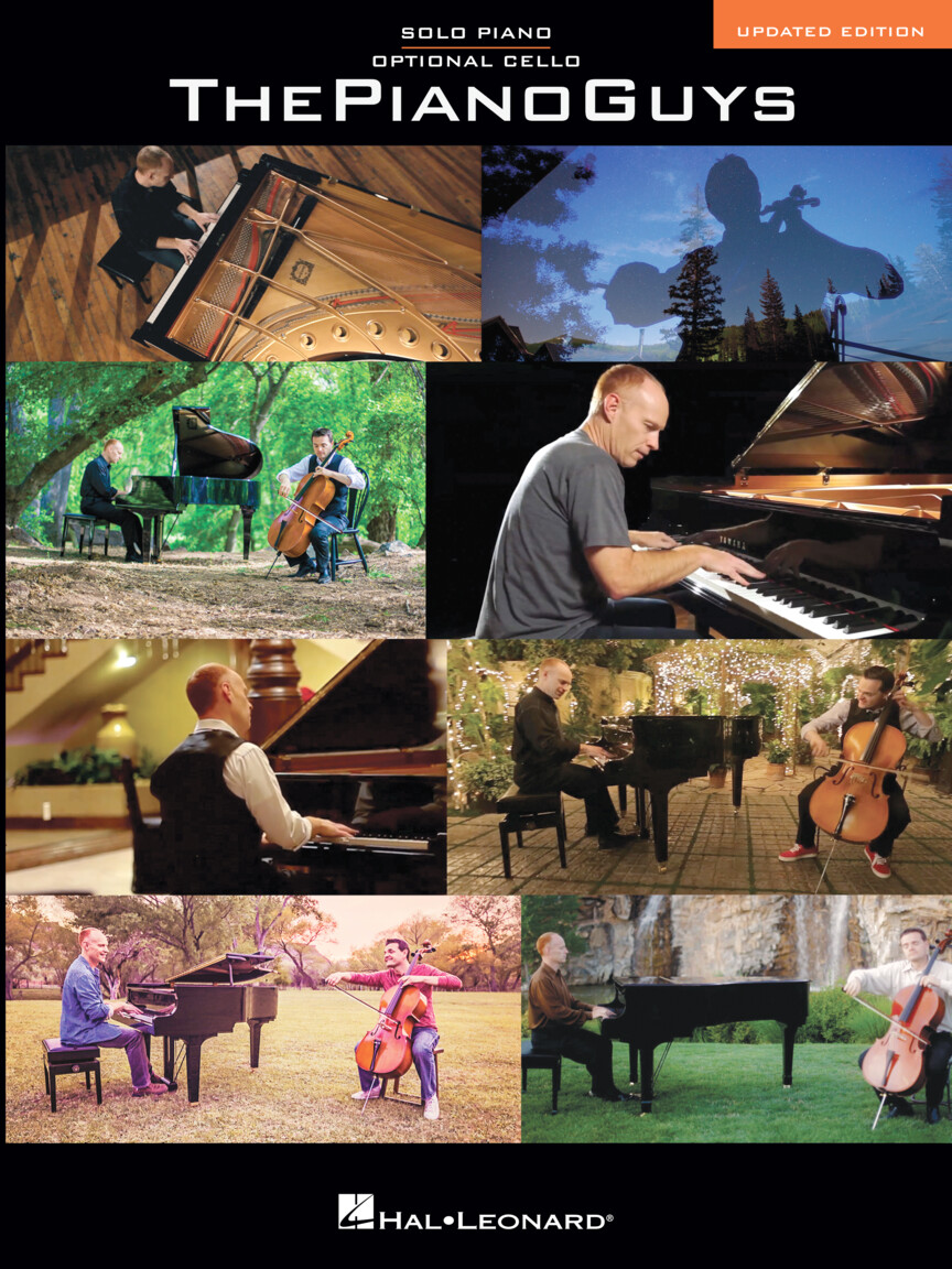Product Cover for The Piano Guys