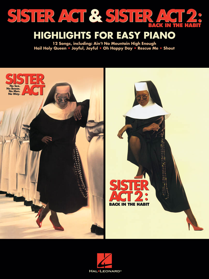 Product Cover for Sister Act & Sister Act 2: Back in the Habit