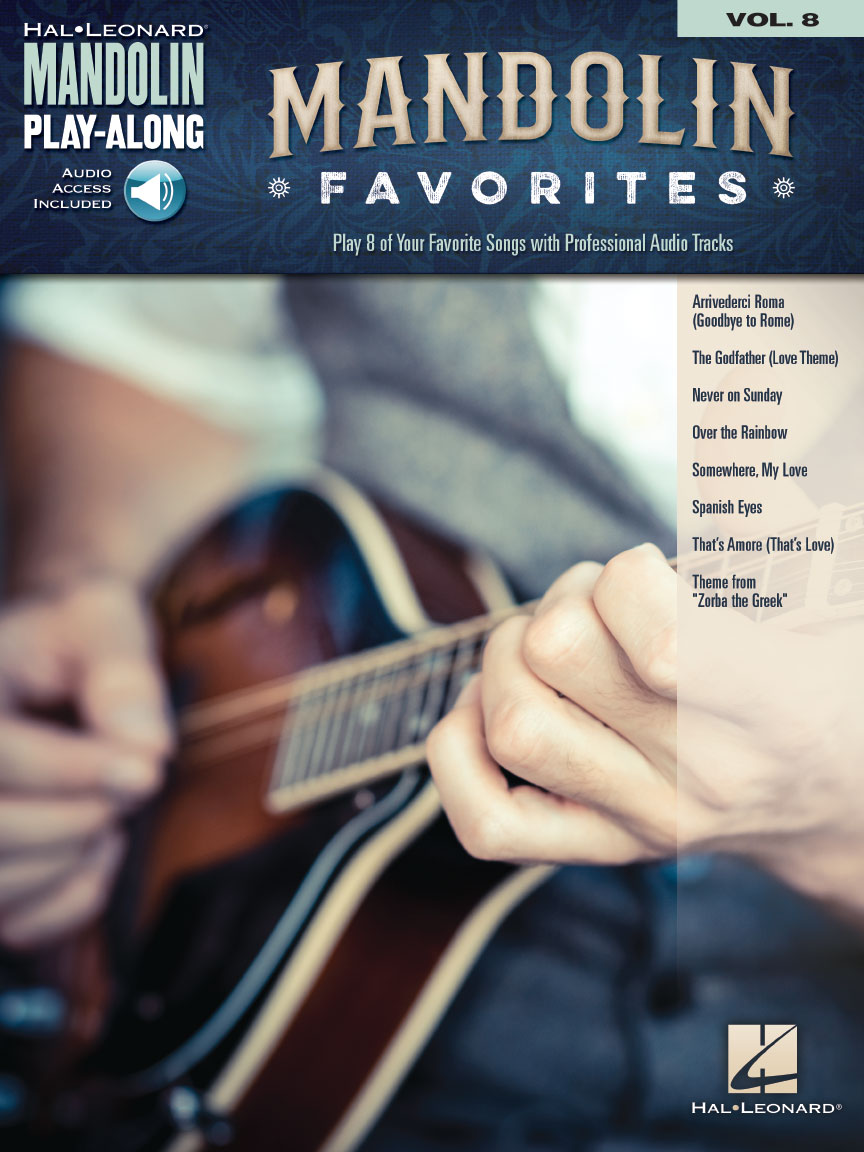 Product Cover for Mandolin Favorites