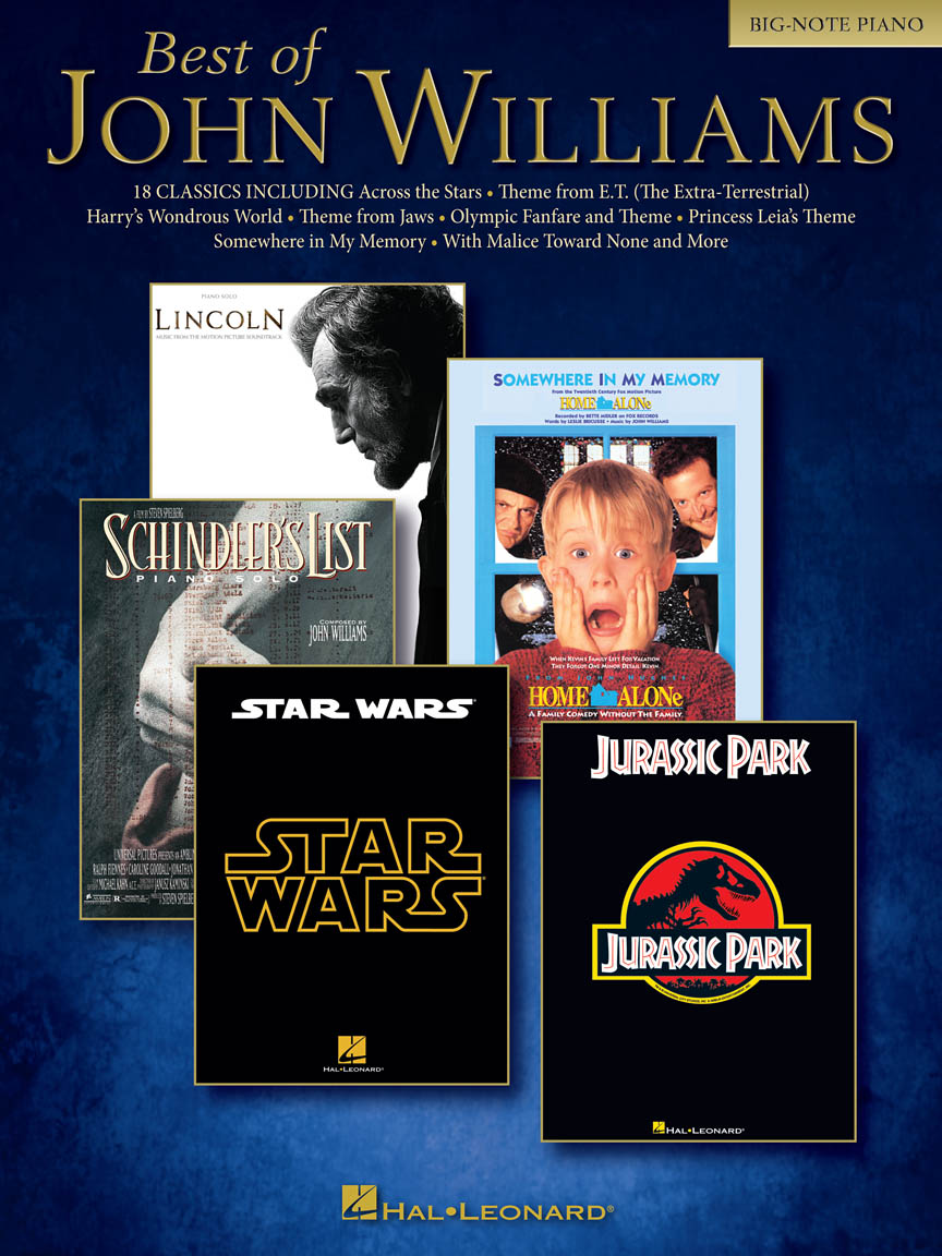 Product Cover for Best of John Williams