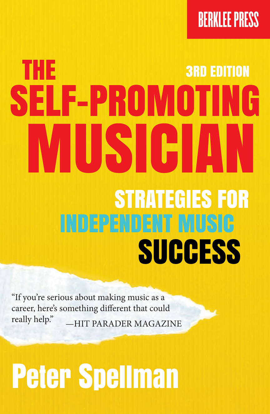 Product Cover for The Self-Promoting Musician