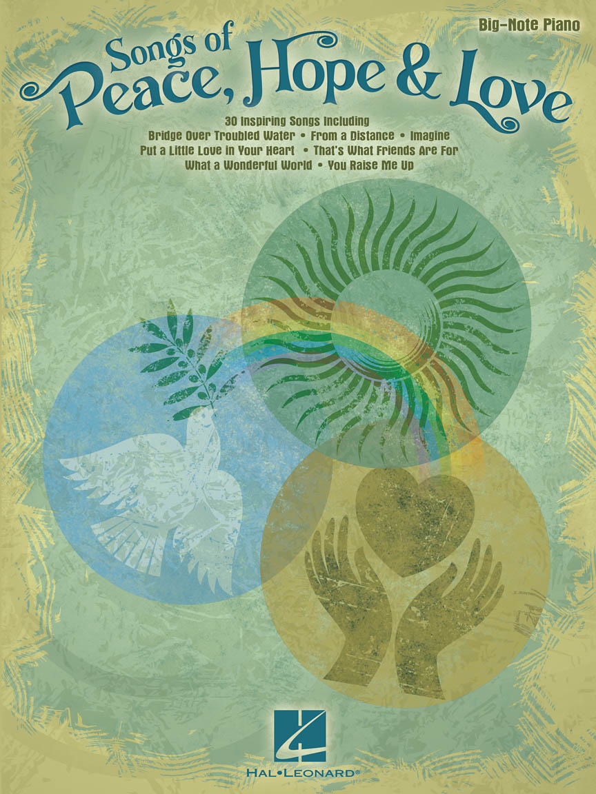 Product Cover for Songs of Peace, Hope and Love