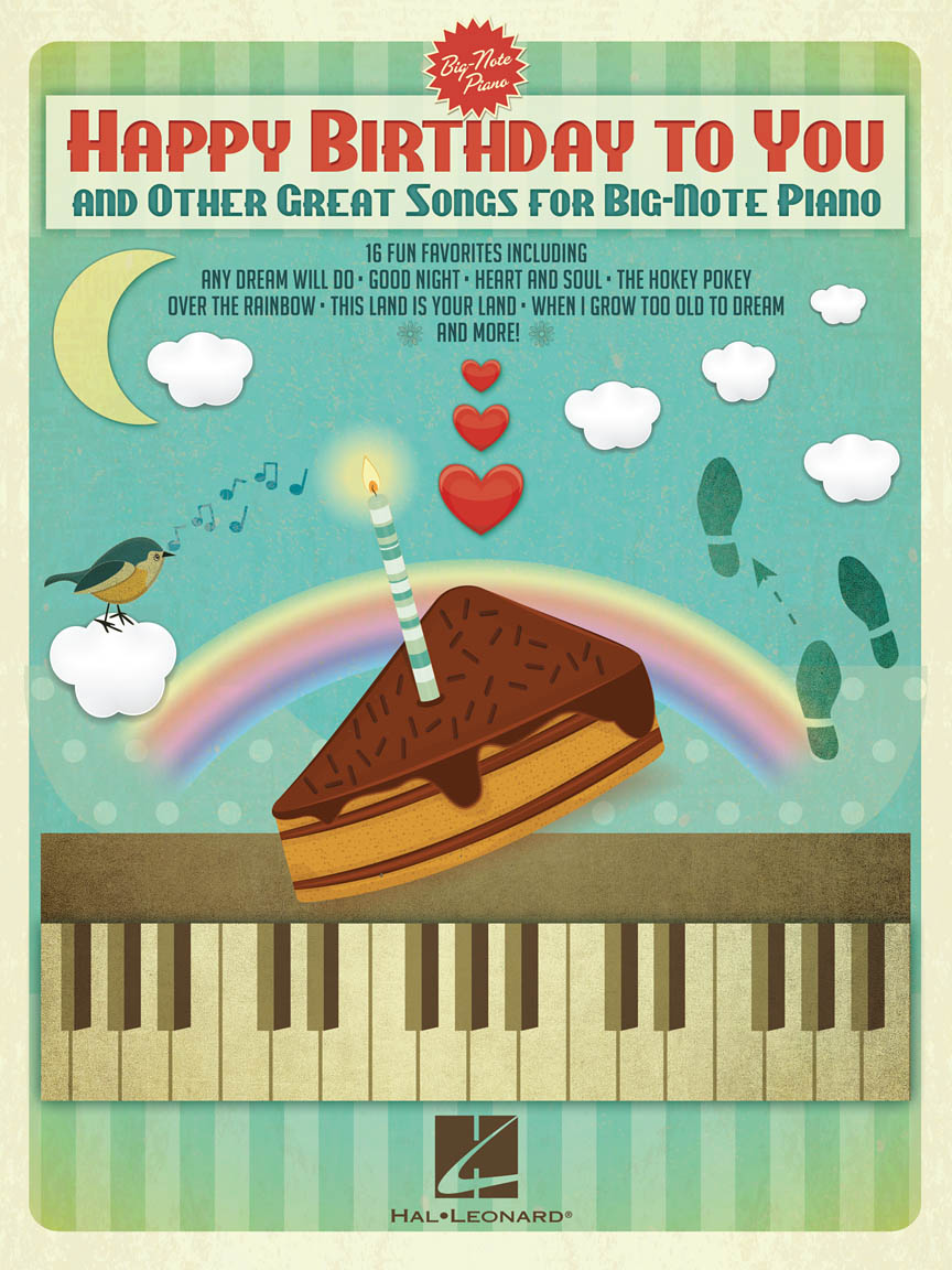 Product Cover for Happy Birthday to You and Other Great Songs for Big-Note Piano