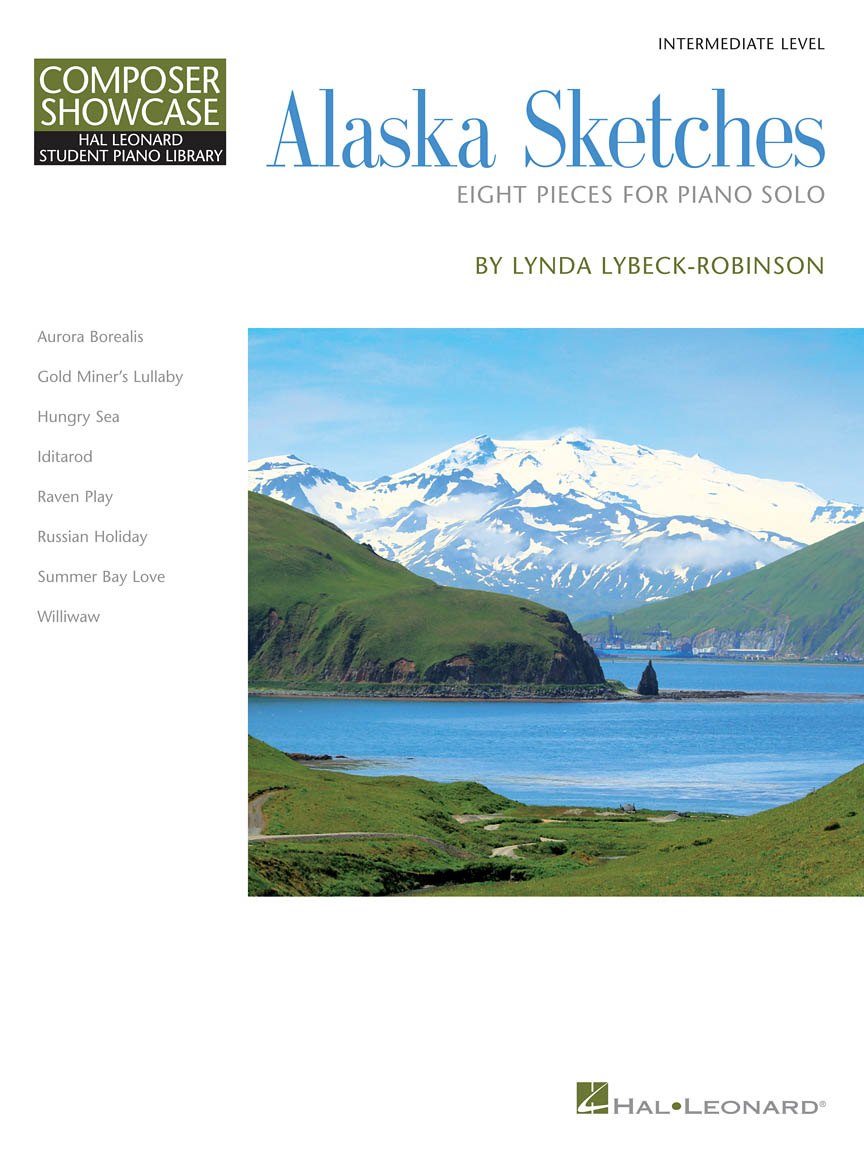 Product Cover for Alaska Sketches