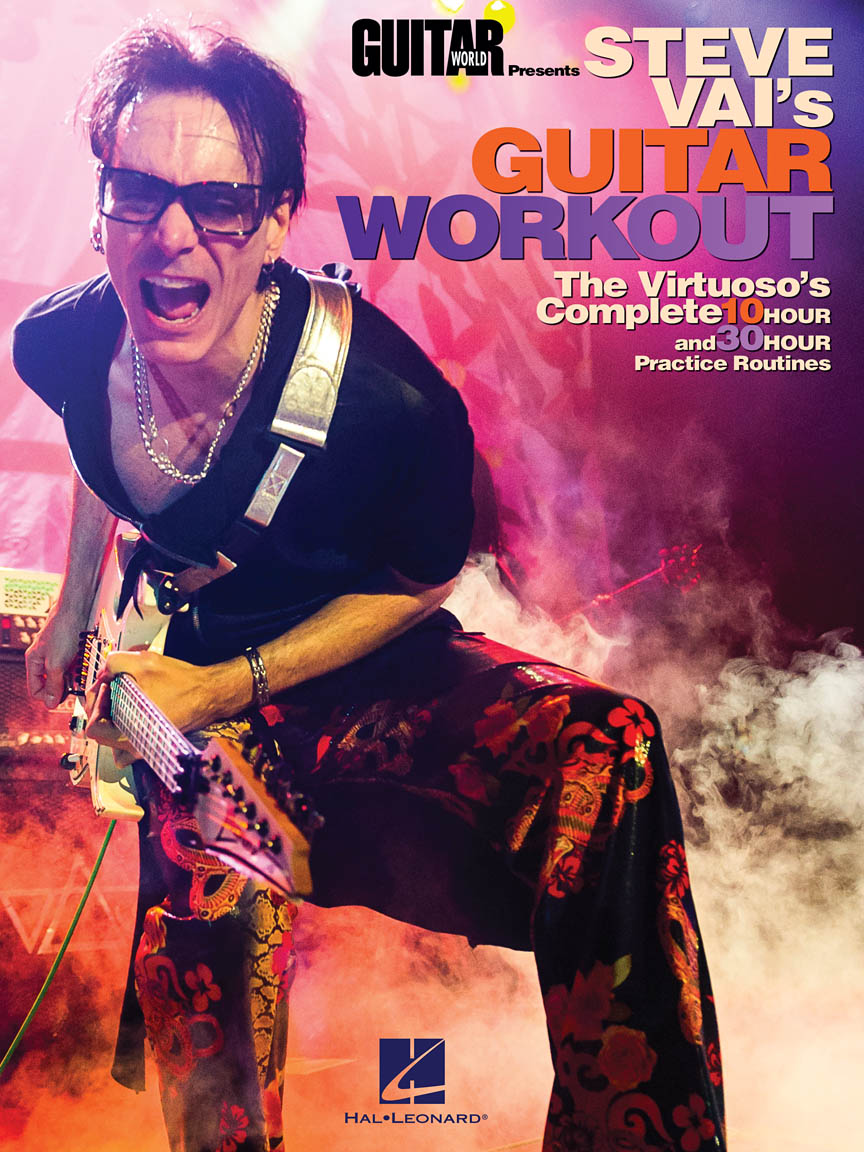 Product Cover for Guitar World Presents Steve Vai's Guitar Workout