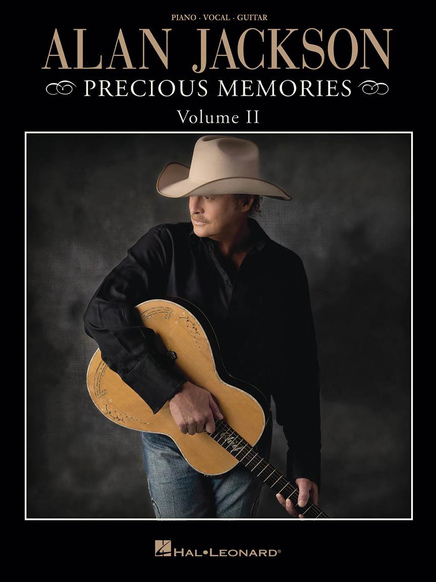 Product Cover for Alan Jackson – Precious Memories Volume II