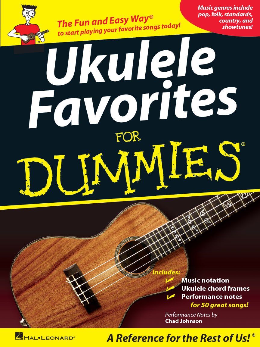 Product Cover for Ukulele Favorites for Dummies®