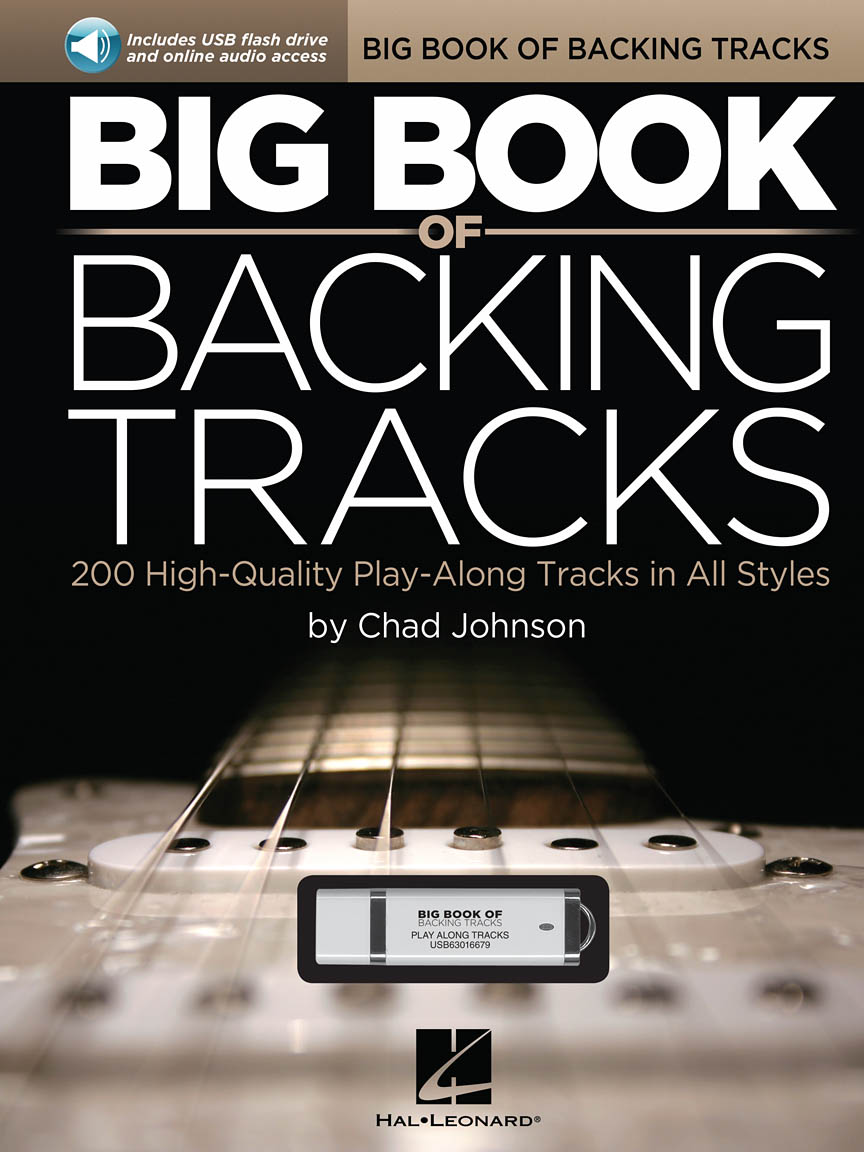 Product Cover for Big Book of Backing Tracks
