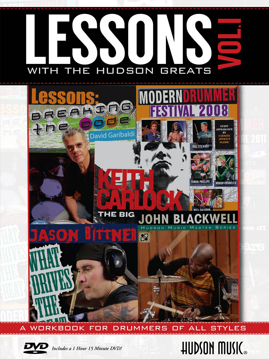 Lessons with the Hudson Greats – Volume 1