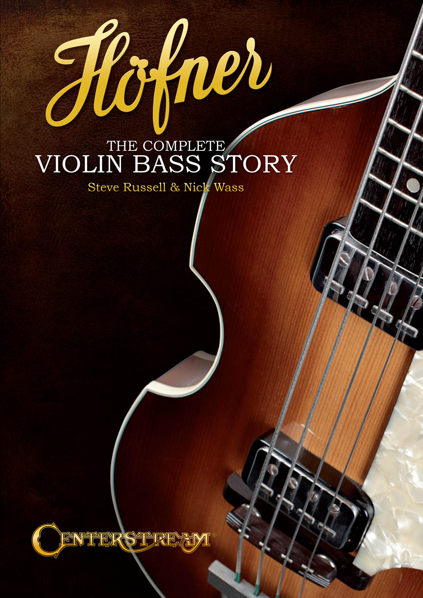 Product Cover for Höfner – The Complete Violin Bass Story