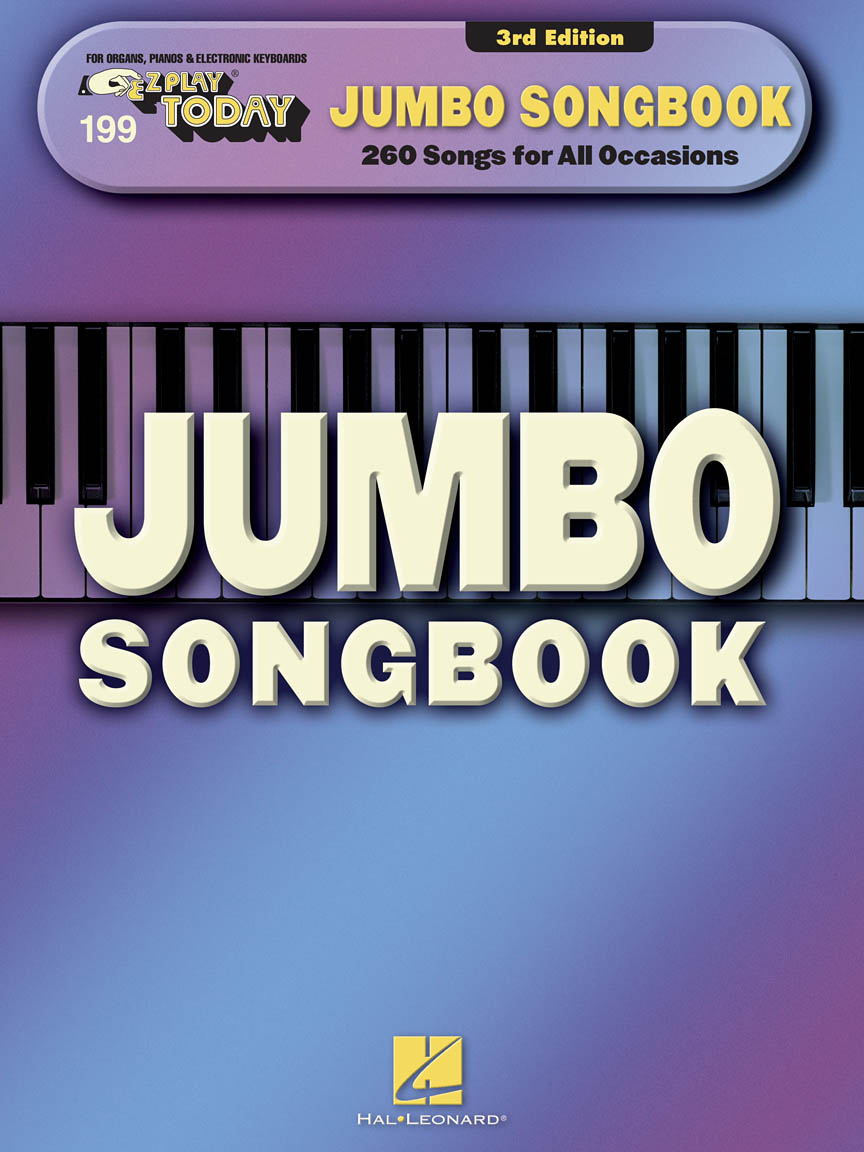 Product Cover for Jumbo Songbook
