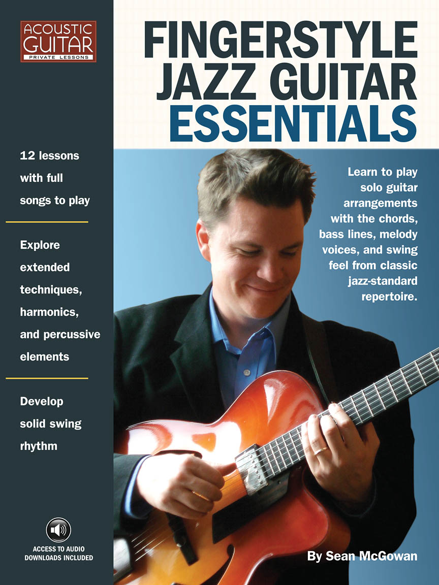 Product Cover for Fingerstyle Jazz Guitar Essentials