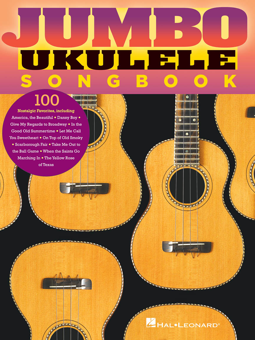 Product Cover for Jumbo Ukulele Songbook