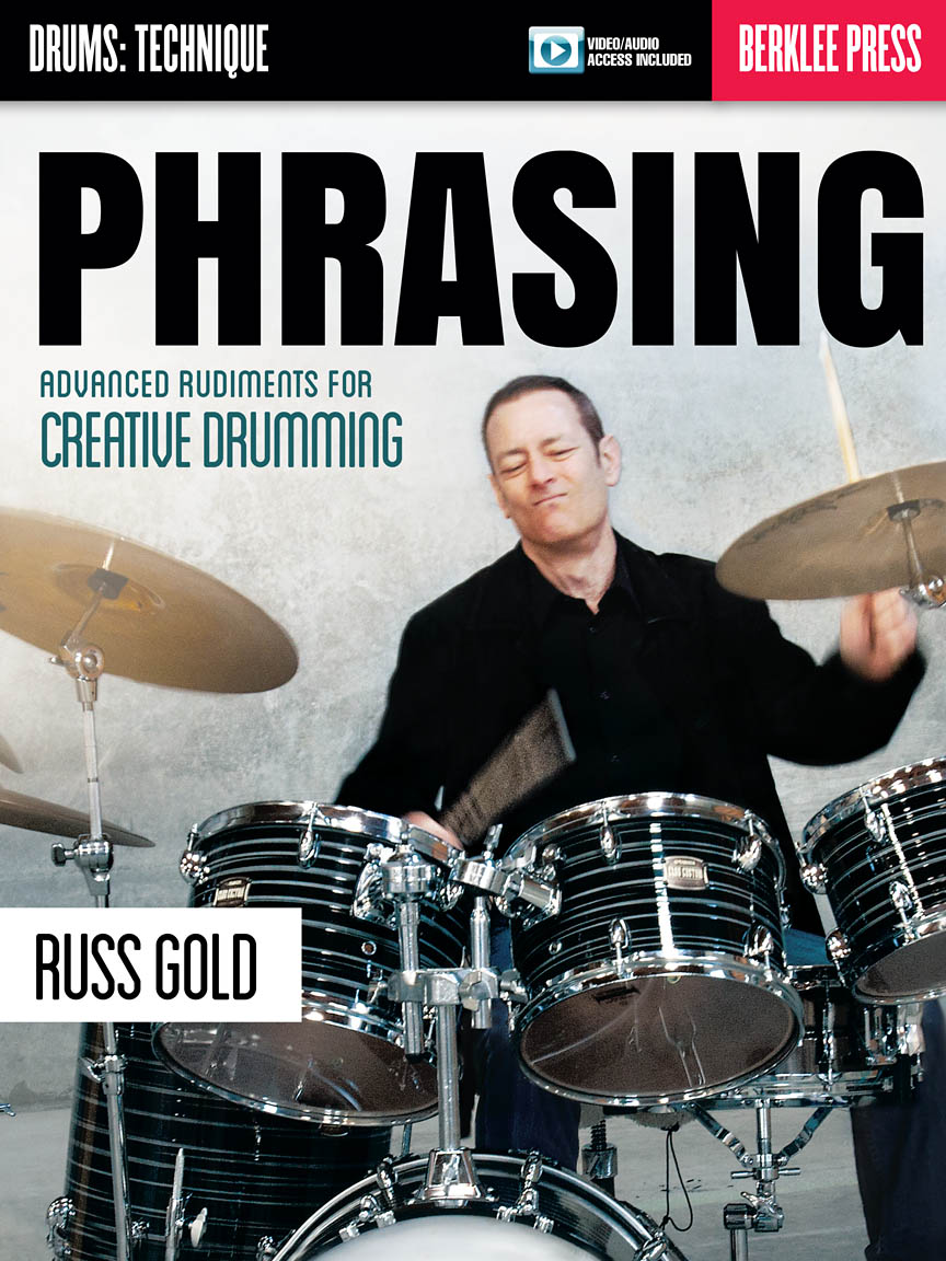 Product Cover for Phrasing: Advanced Rudiments for Creative Drumming