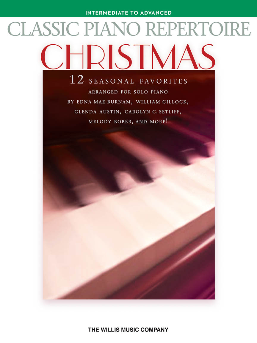 Classic Piano Repertoire – Christmas