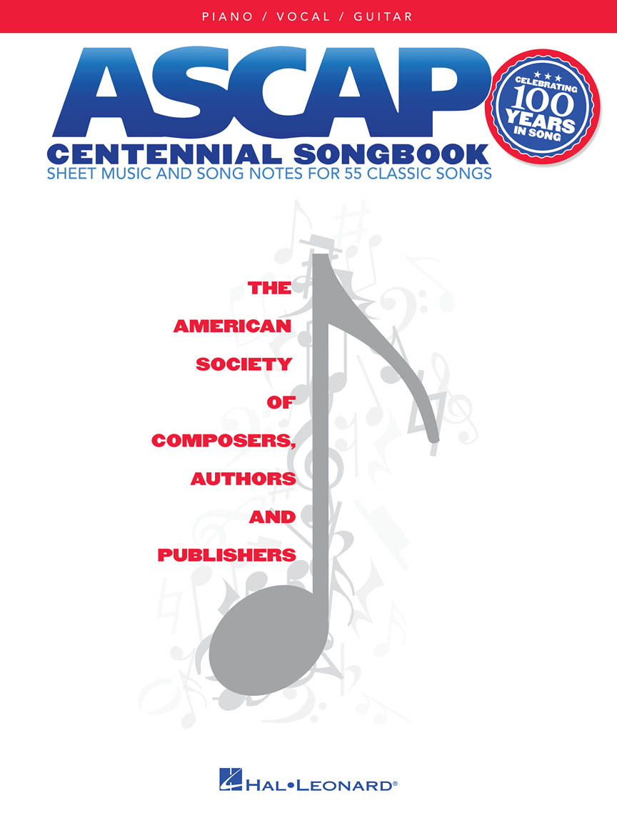 Product Cover for ASCAP Centennial Songbook