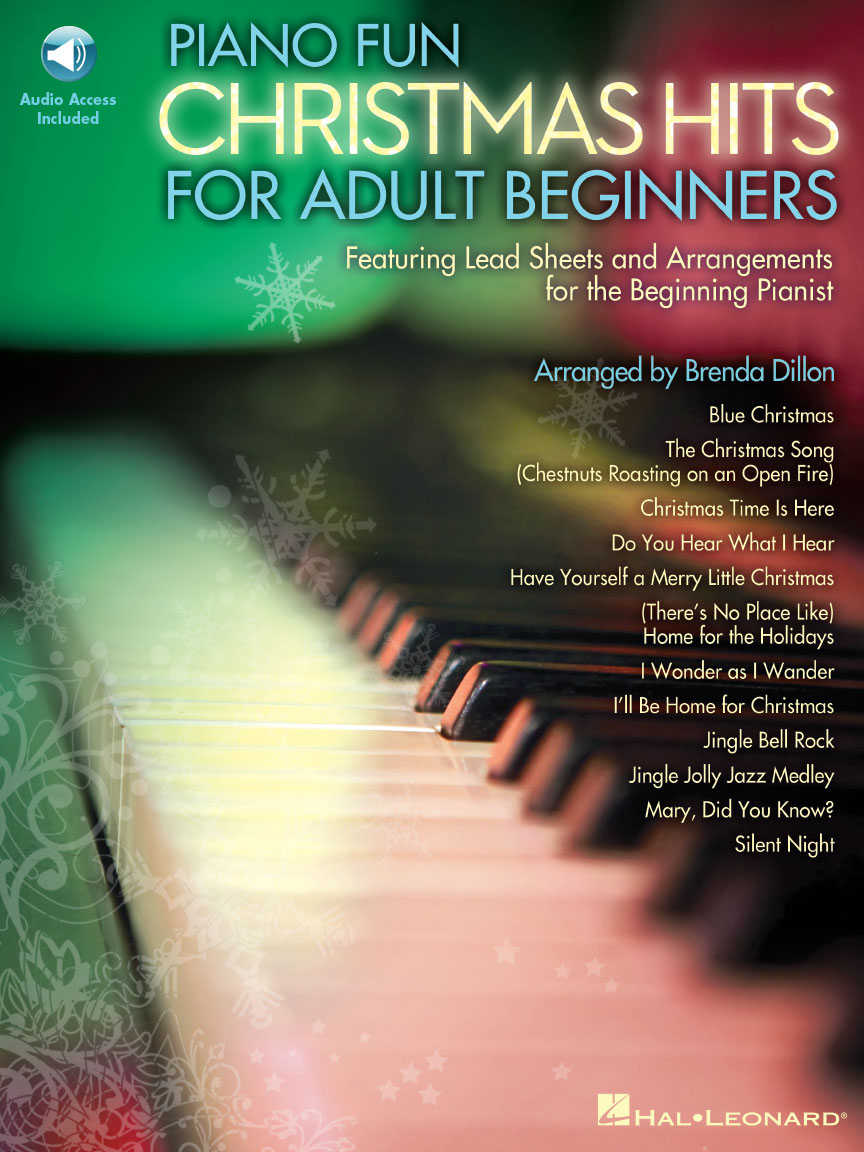 Product Cover for Piano Fun – Christmas Hits for Adult Beginners