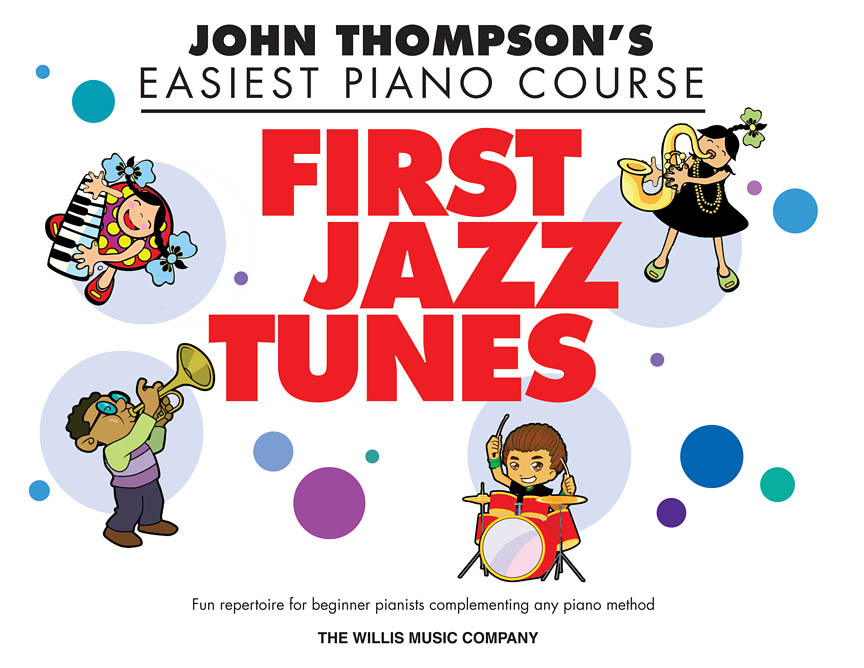 Product Cover for First Jazz Tunes