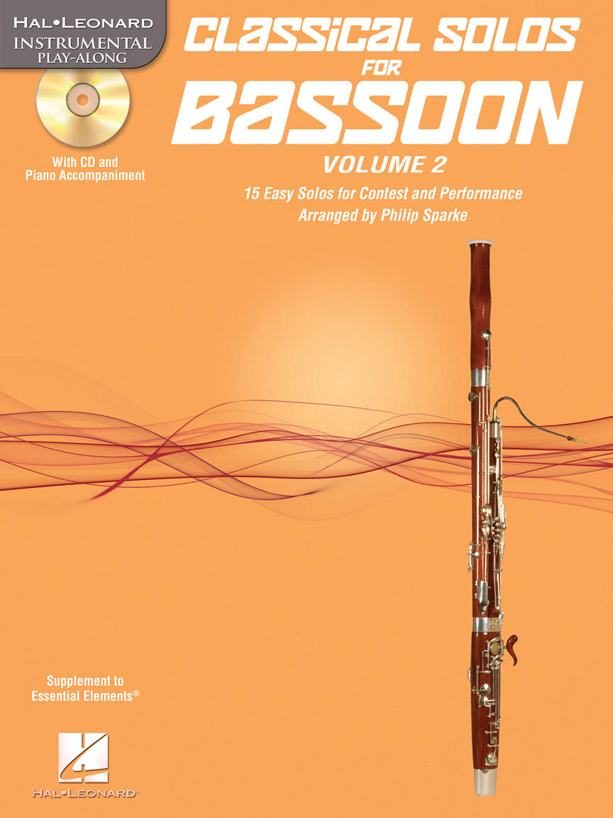 Product Cover for Classical Solos for Bassoon, Vol. 2