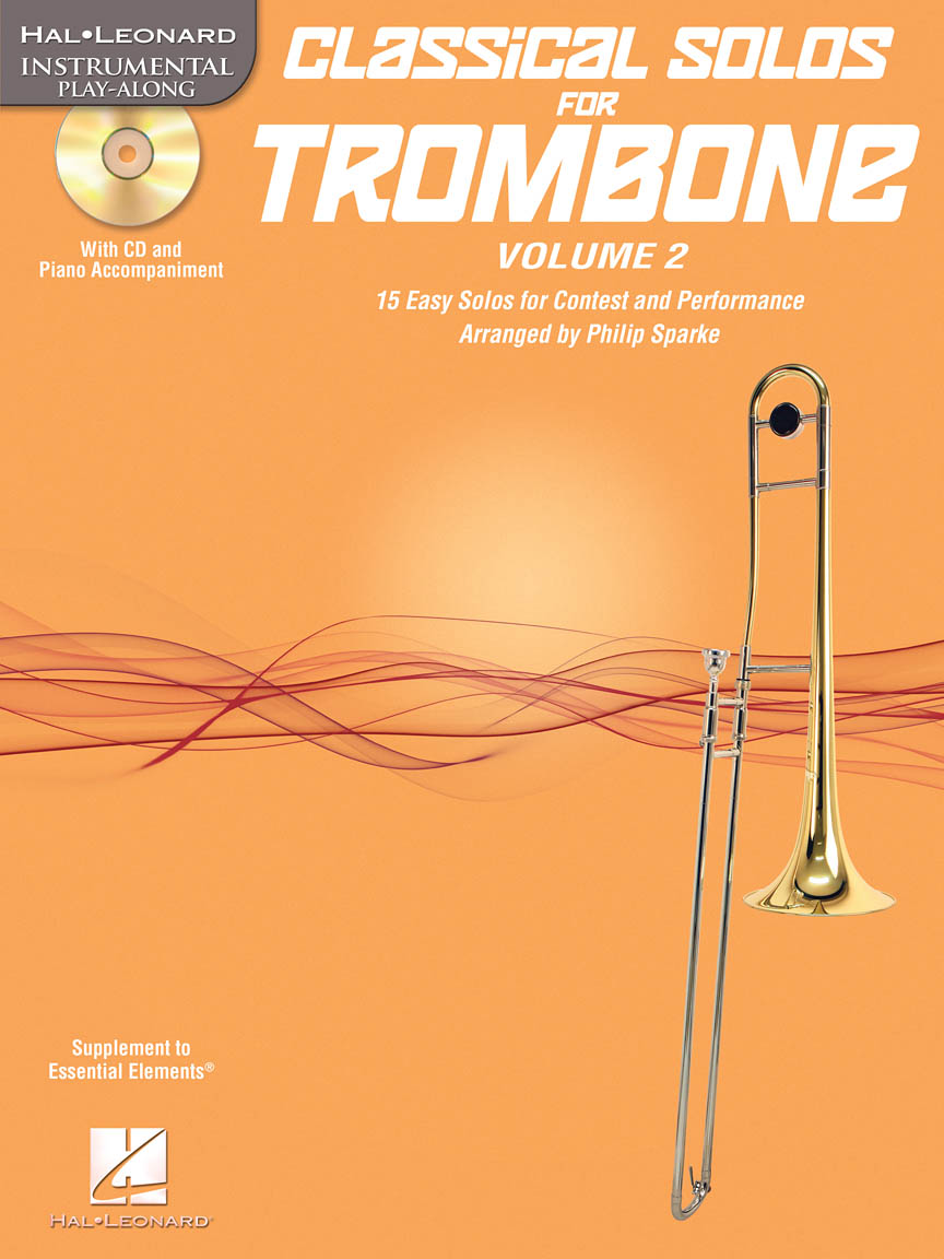 Product Cover for Classical Solos for Trombone, Vol. 2