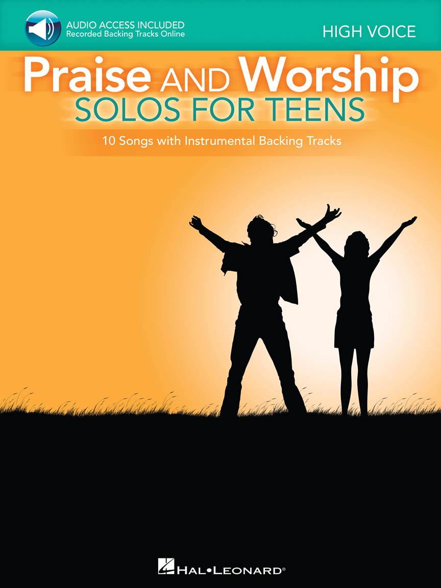 Product Cover for Praise and Worship Solos for Teens