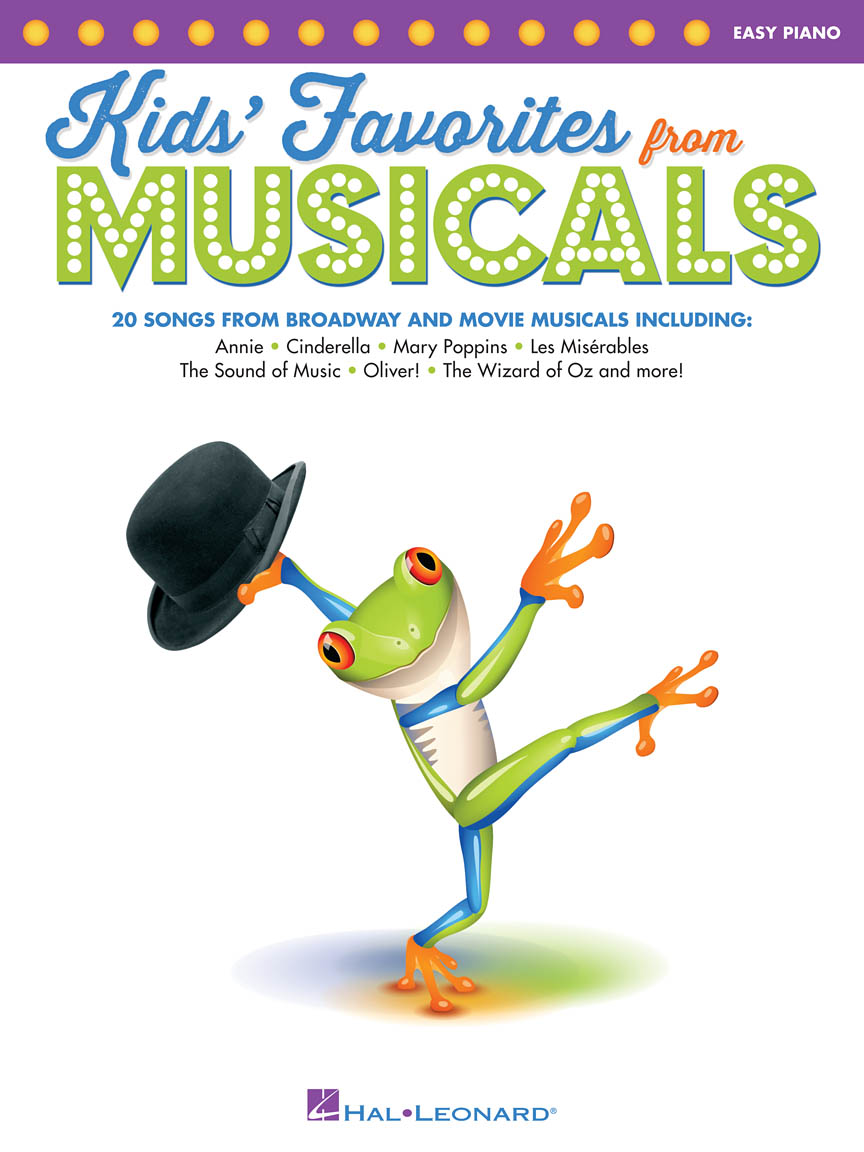 Product Cover for Kids' Favorites from Musicals