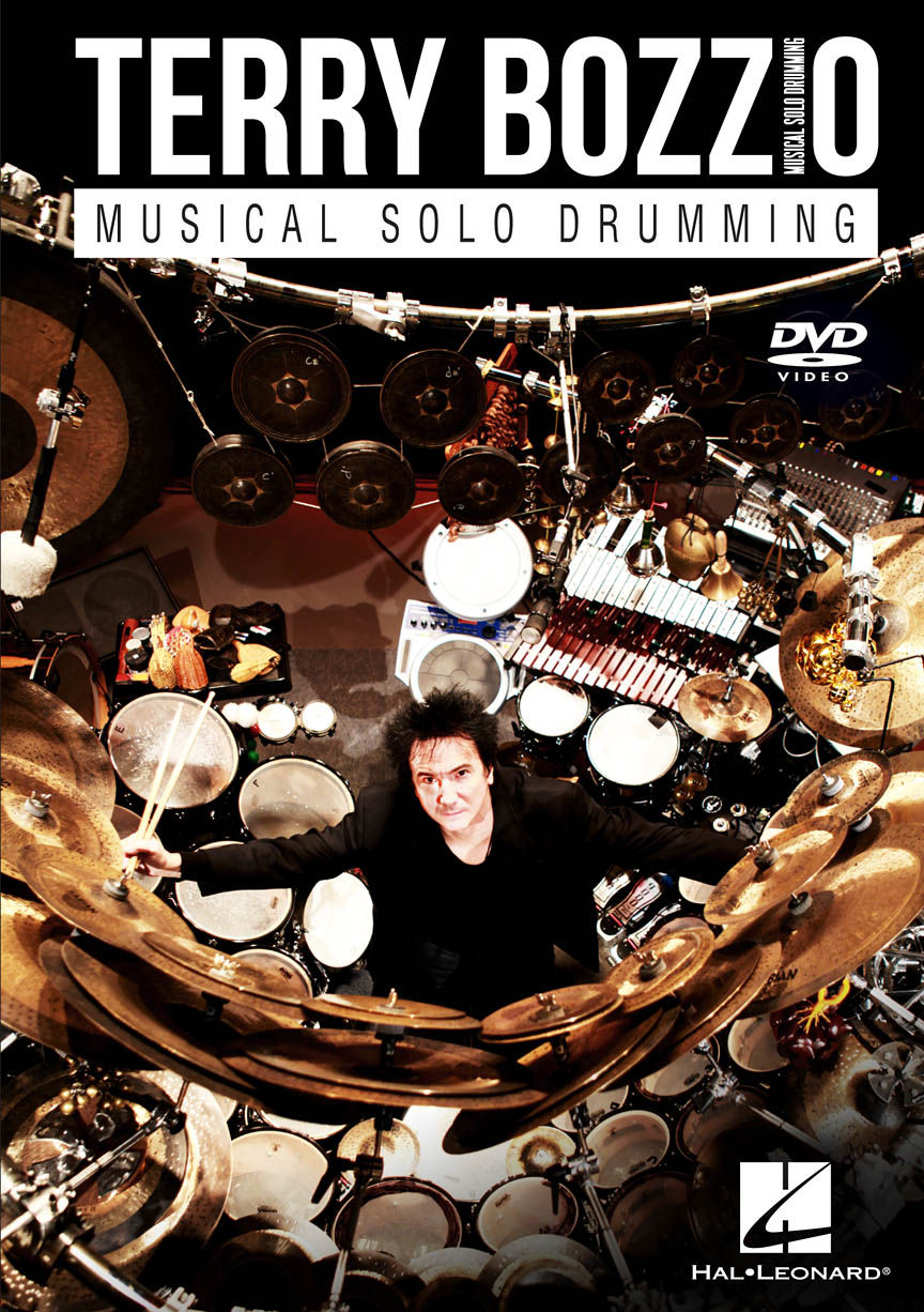 Terry Bozzio – Musical Solo Drumming
