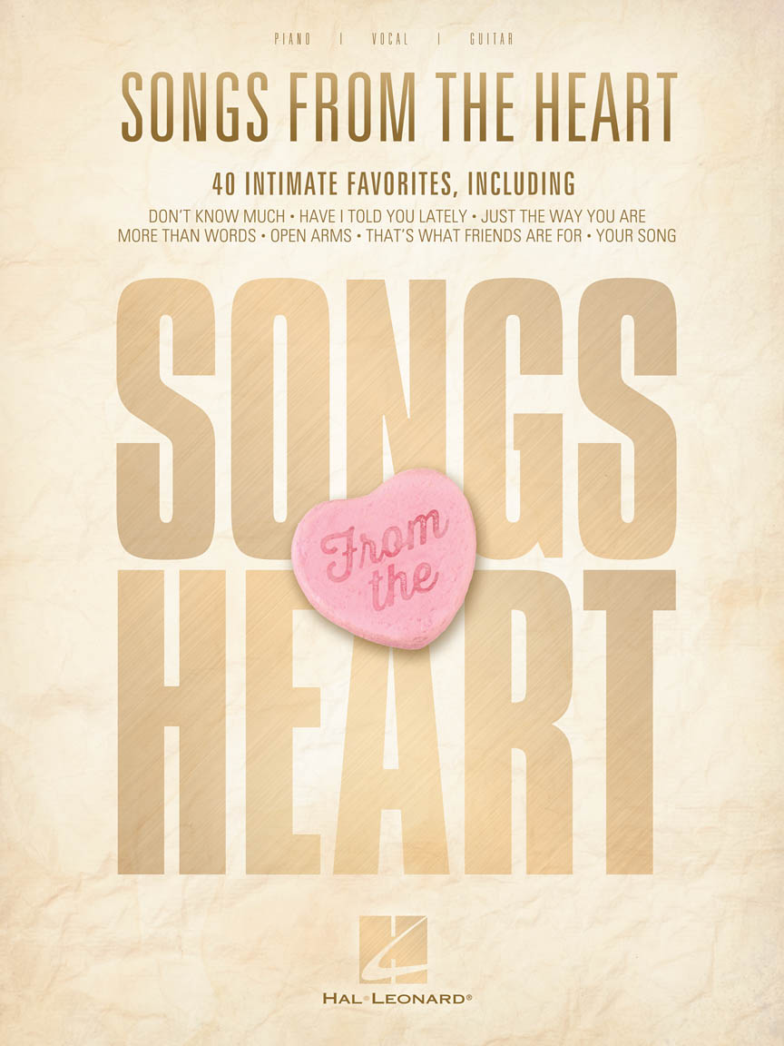 Product Cover for Songs from the Heart