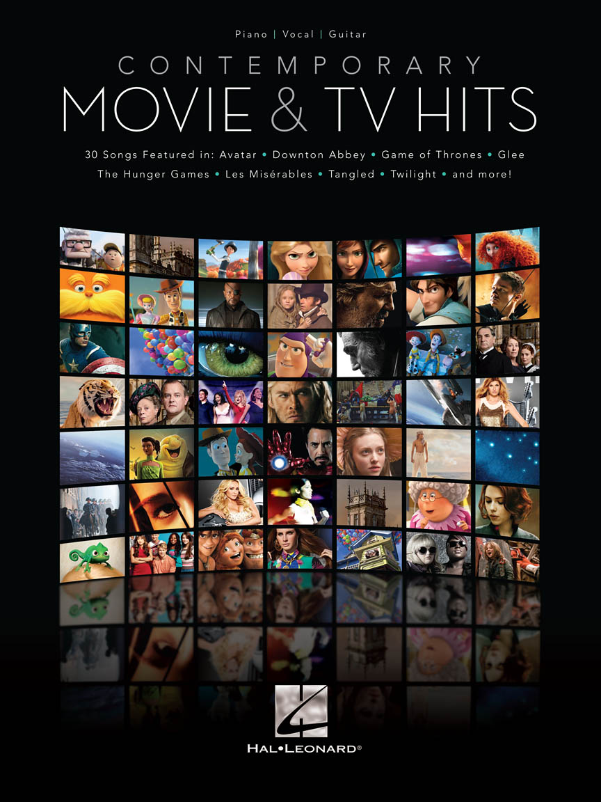 Product Cover for Contemporary Movie & TV Hits